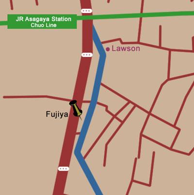 map-fujiya